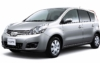 NISSAN Note Gray